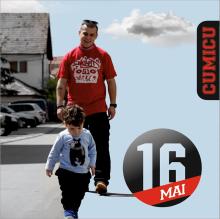 album cumicu, 16 mai