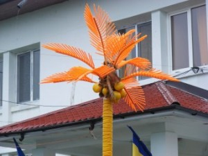 palmieri de plastic, cungrea, olt