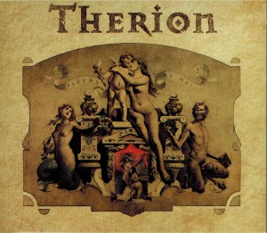 therion, metal simfonic,  les fleurs du mal