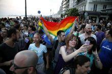 grecia, homosexuali