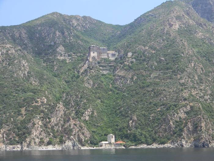 athos-manastiri